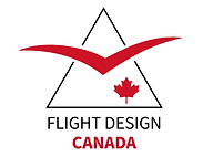 FLIGHT DESIGN CANADA LOGO, Advanced Ultralight For Sale