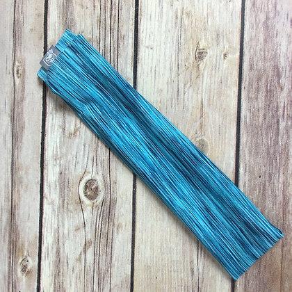 Sea Blue heathered
