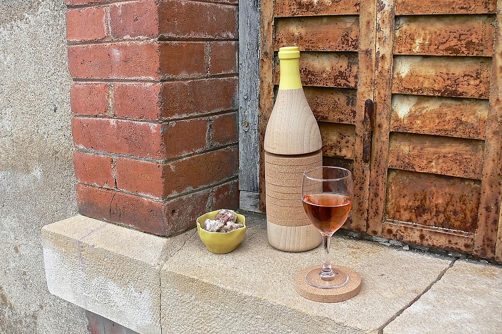 Sous-Bois La bouteille