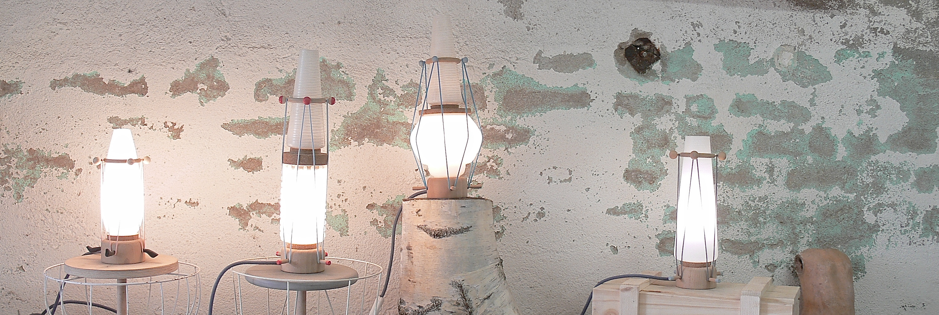 Les lampes Isabelle