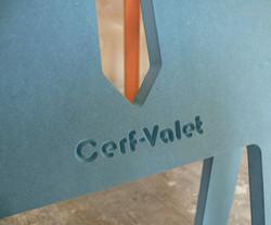 Detail Cerf-Valet