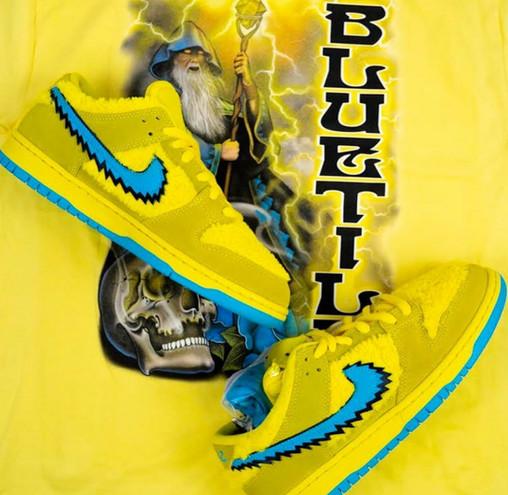 Wizard - Yellow/Blue