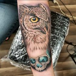 Deathly Owl