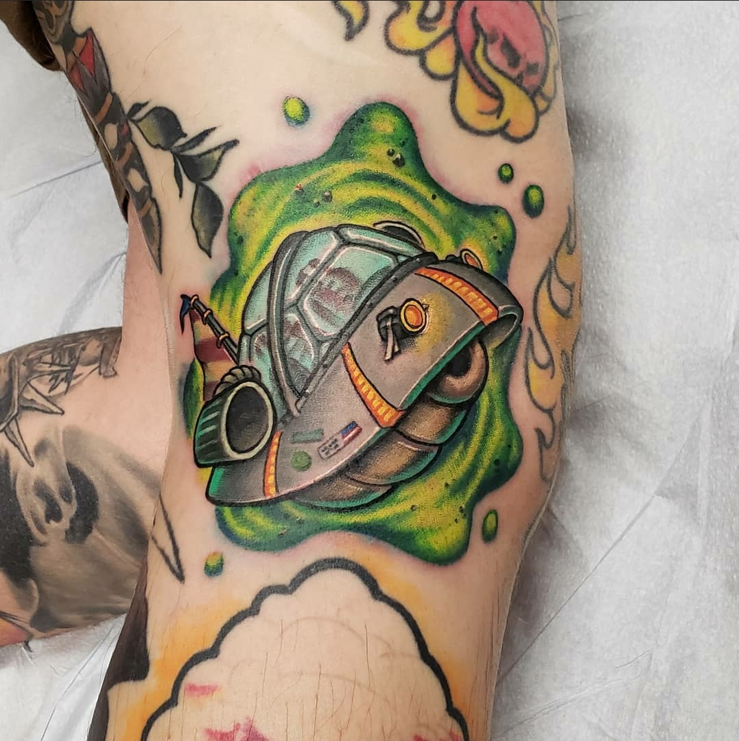 Rick's Shell