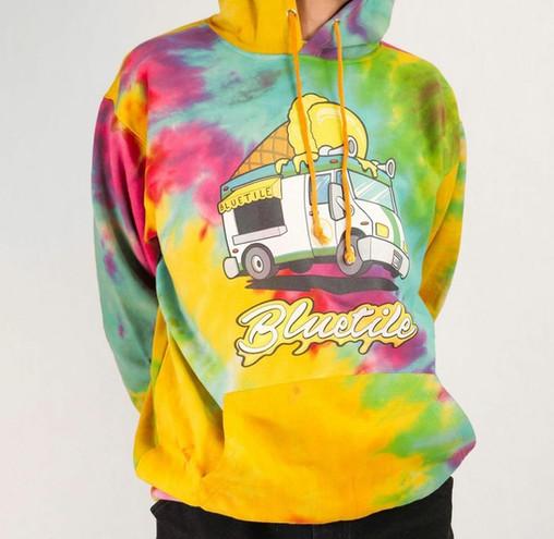 Tie Dye Ice Cream Truck