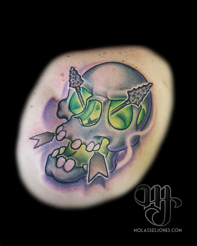Skull&ArrowsW