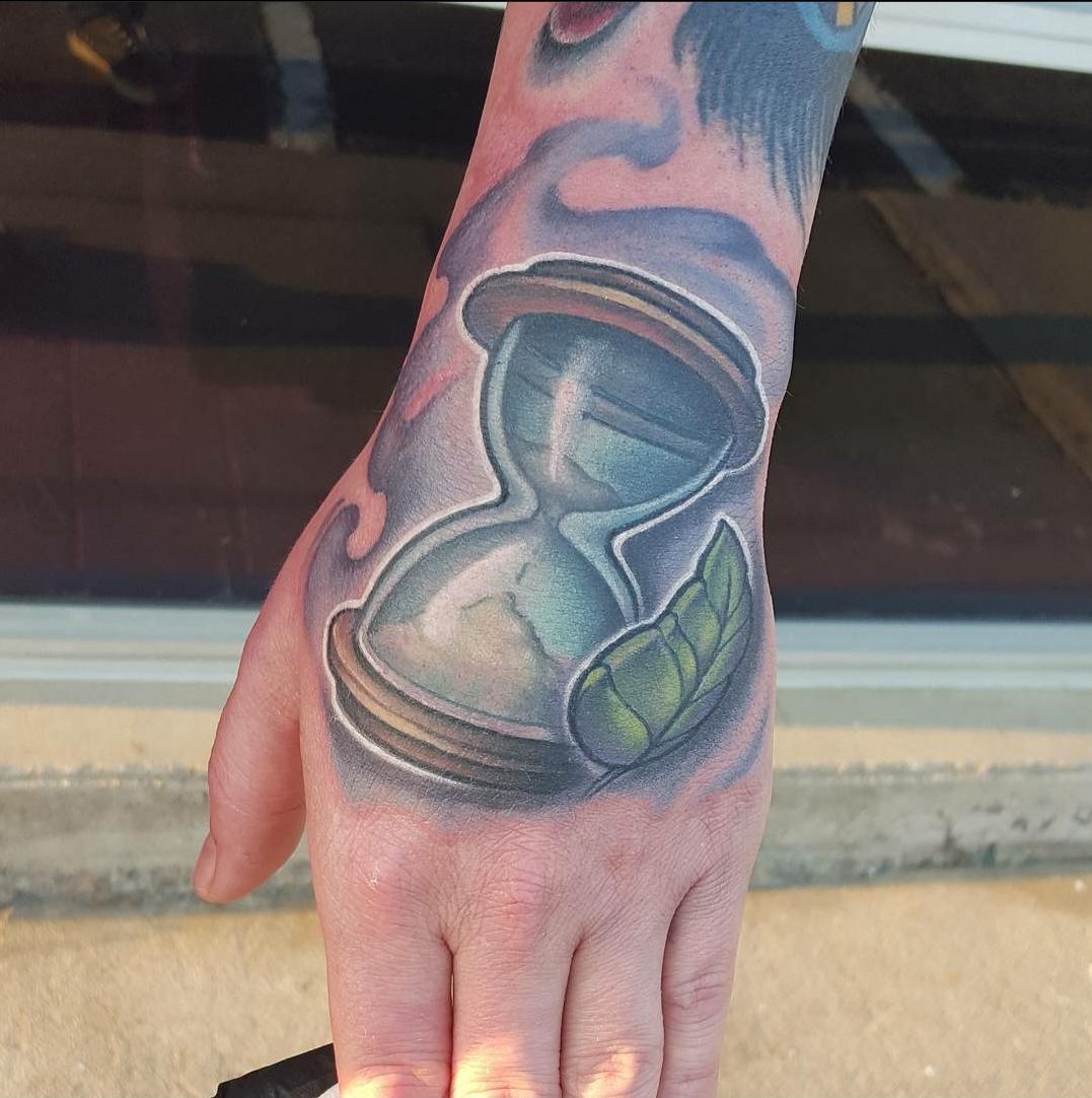 Hourglass Hand Jammer