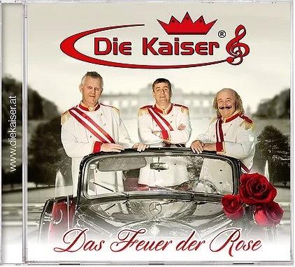 Album - Das Feuer der Rose