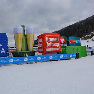 Weltcup Rennen Bad Kleinkirchheim