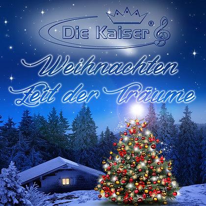 Weihnachtssingle - Weihnachten, Zeit der Träume