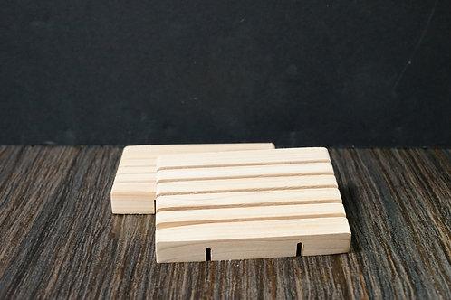 Cedarwood Soap Tray