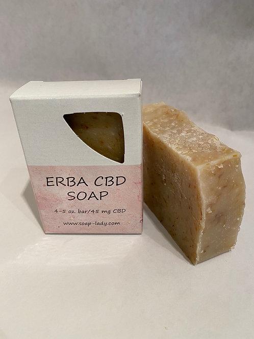 Erba CBD Soap