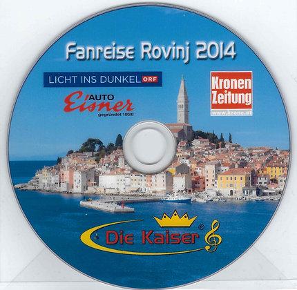 DVD - Fanreise 2014