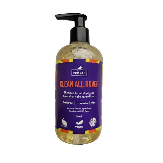 'CLEAN ALL ROVER' Dog Shampoo