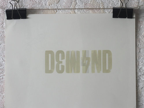 Demand.