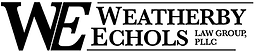Weatherby Echols Law Group Logo