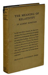 1922 Meaning of Relativity. .jpg