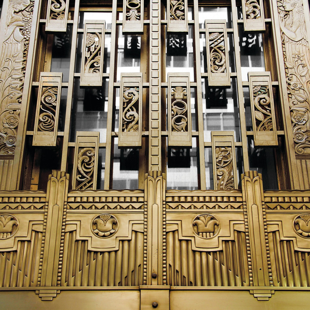 Art Deco New York Journal