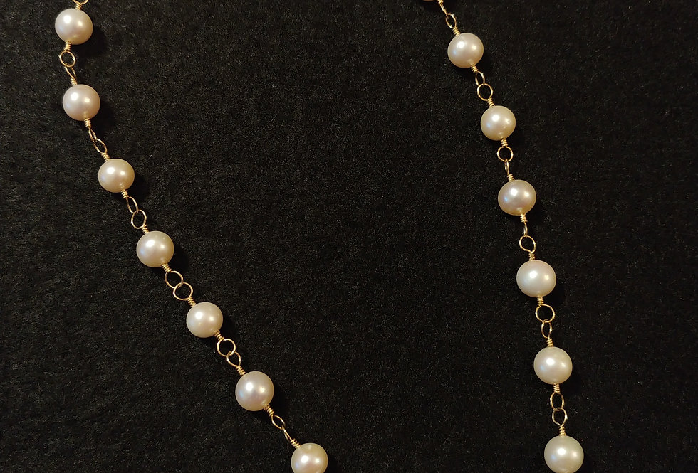 Gold & Pearls