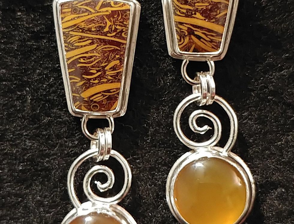 Mariam Jasper & Yellow Opal