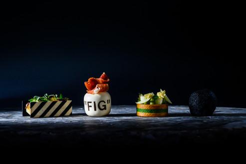 Finger Food Custom designed for Off White