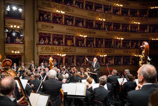 inaugurazione alla Scala