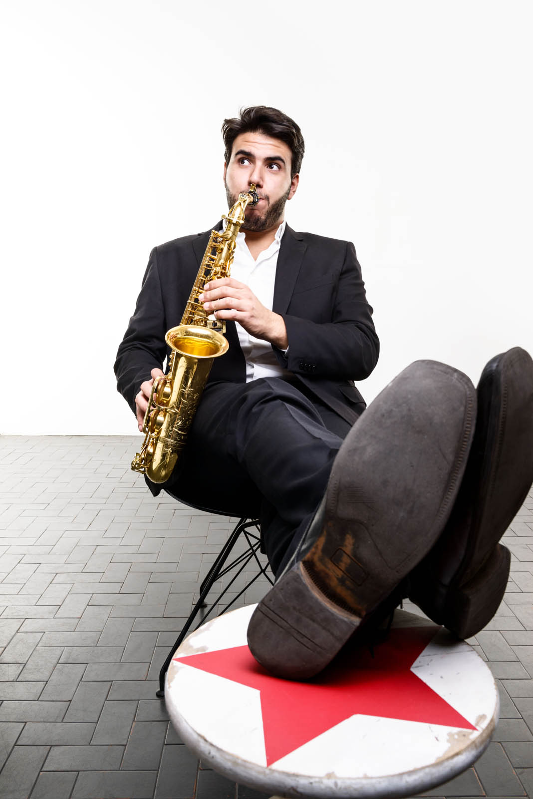Salvatore Castellano sassofonista
