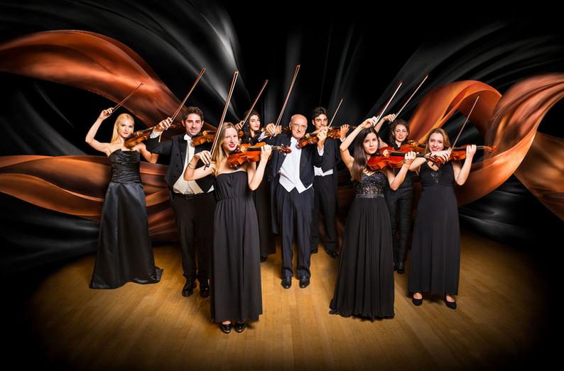 Salvatore Accardo & Orchestra da Camera Italiana