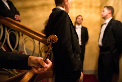 Backstage - Teatro alla Scala