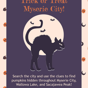 Trick or Treat Myserie City!