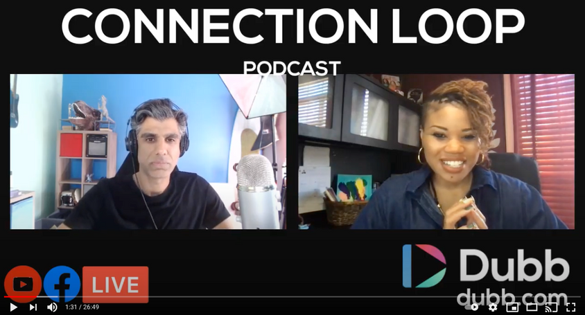 Podcast Interview: Connection Loop