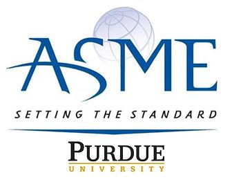 Purdue ASME logo