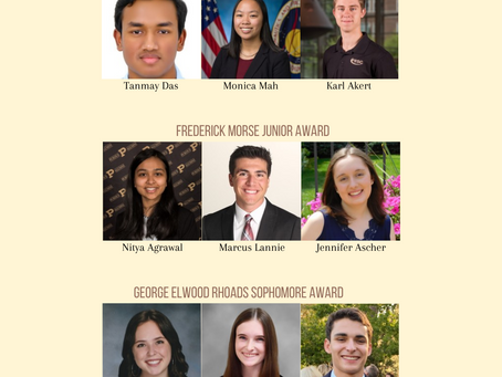 Congratulations to the 2021 ME Award Nominees