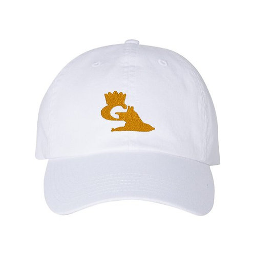White GL Hat