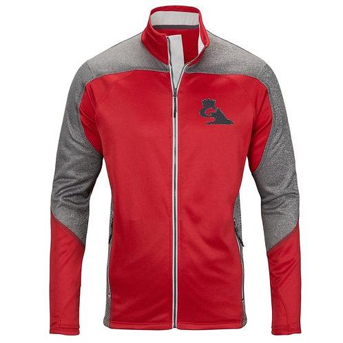 GL Grey|Blk Track Jacket
