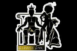 Goddess Lynx Throne Tee WHITE OR BLACK T