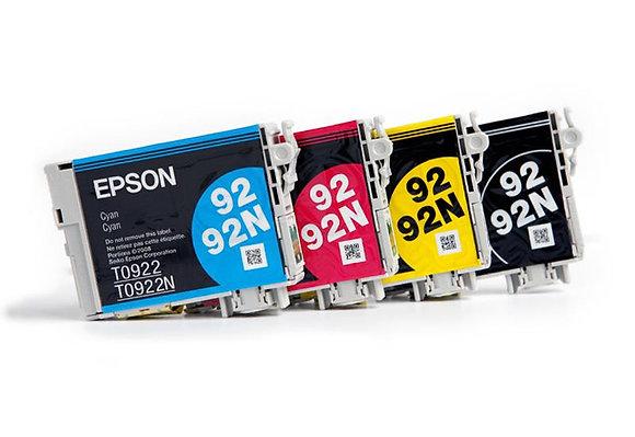 Оригинальные картриджи Epson 92/92N
