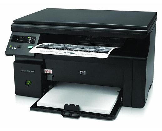 HP LaserJet Pro M1132MFP