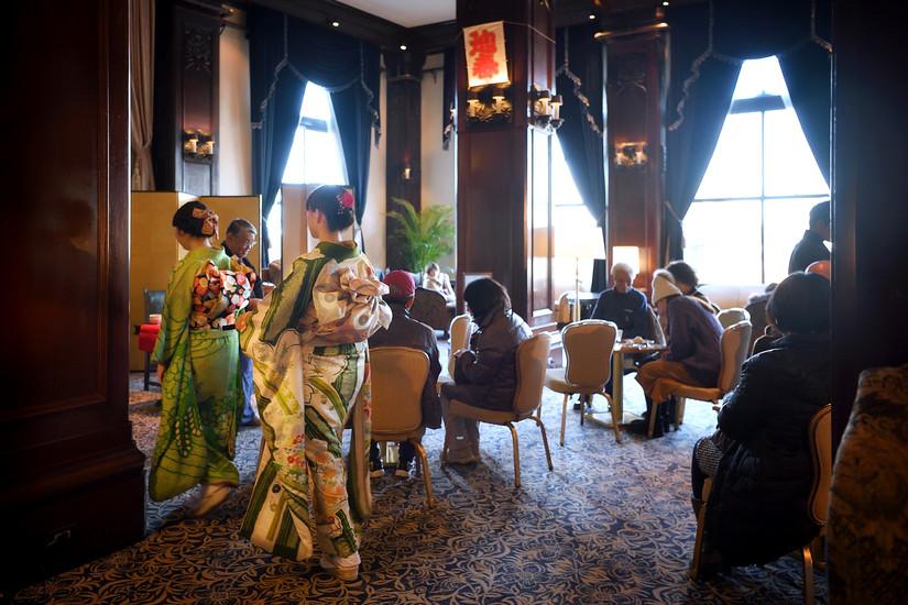 横浜 ホテルニューグランド