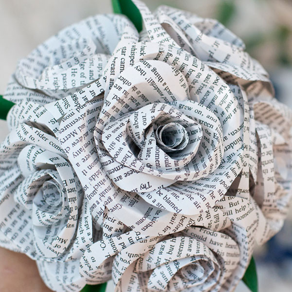No Flowers - Taking Recycling to a whole new level