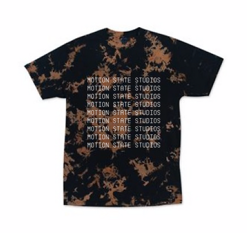 Limited Edition MSS Bleach-Dye Tee