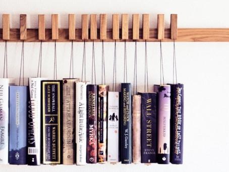 Knihy z naší poličky - červenec 2020