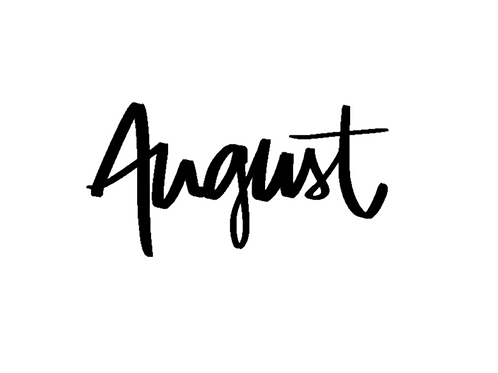 MONTH PASS - AUGUST