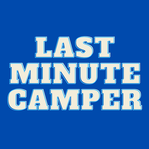 1 Week Camp - LATE PAYMENT
