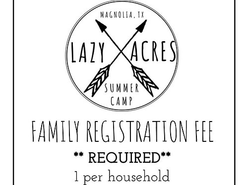 Family Registration