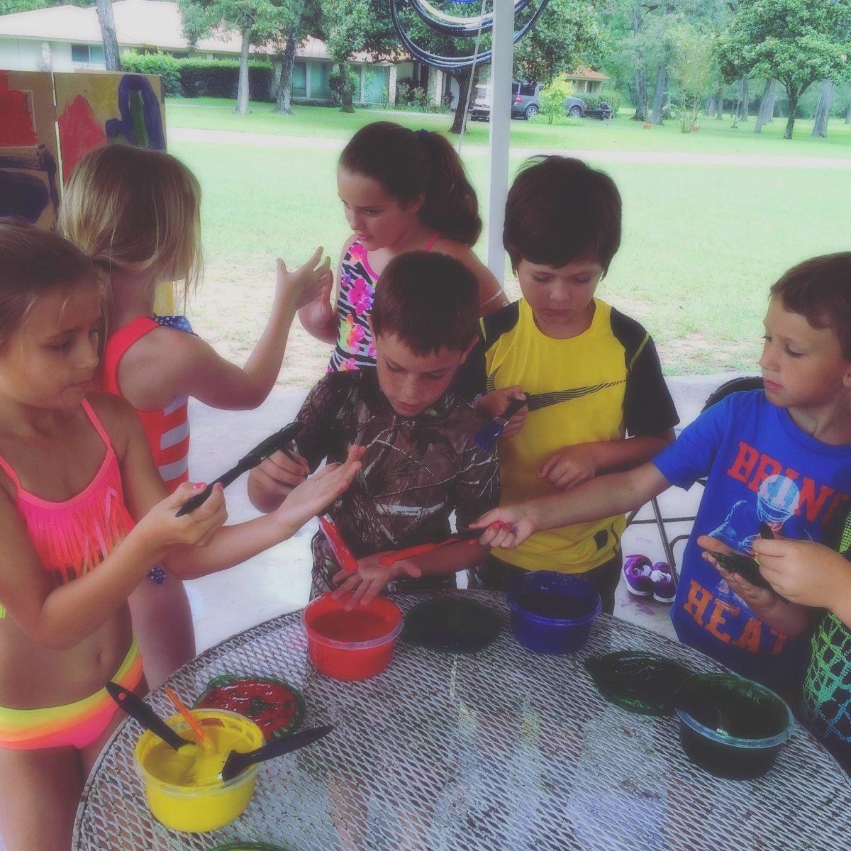 Tomball Child care, Magnolia Child
