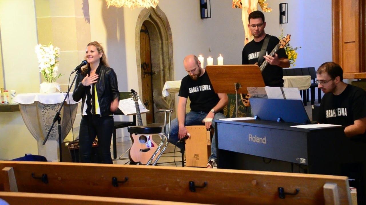 Sarah Vienna Music Germany Tour
