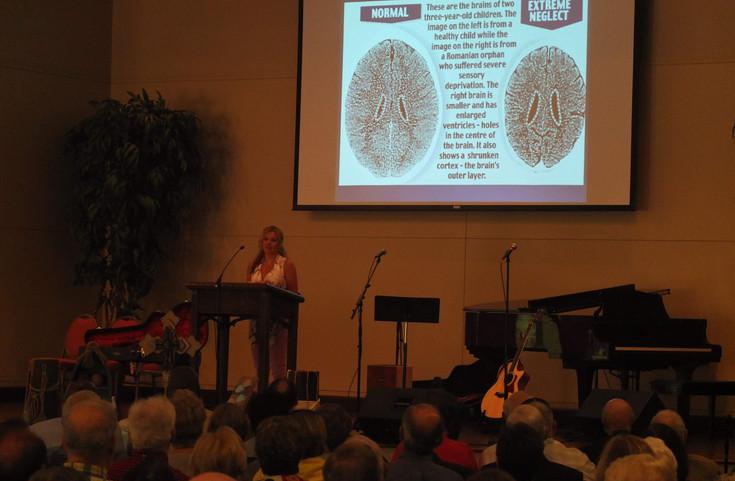 The Woodlands United Methodist Church in Woodlands, Texas