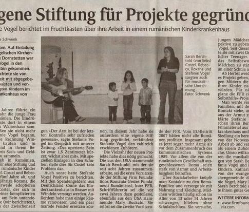 German News Article