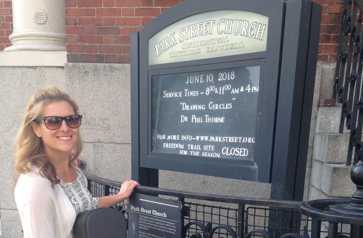 Park Street Church Boston, MA